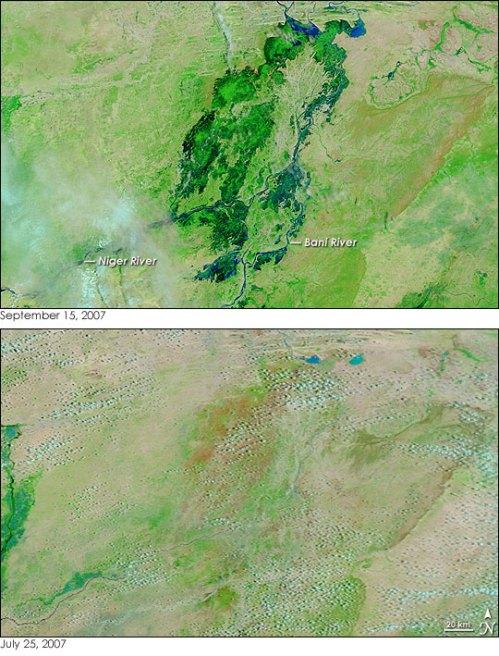 Mali Floods22/09/2007